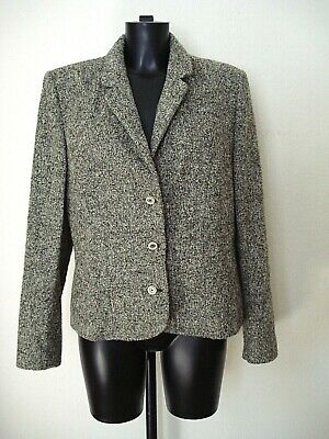 Alex & Co Ladies Lovely Wool Mix  Winter Jacket Smart Work  Size 18 / Euro 46 • 12.99£