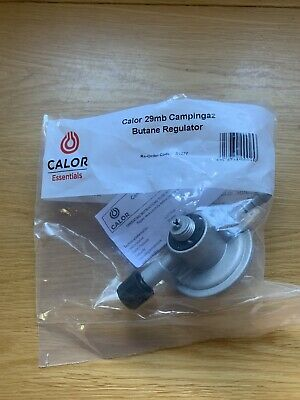CALOR Gas Camping Gaz Butane Regulator Fits Camping GAZ 901/904/907 • 9.49£