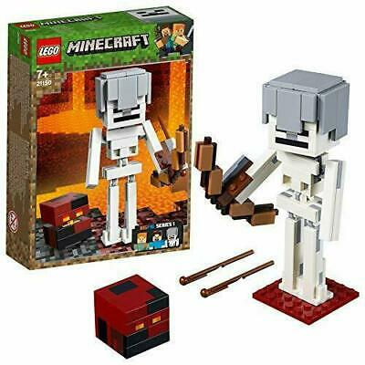 LEGO 21150 Minecraft Skeleton Big-Fig With Magma Cube Building Set.Brand New.  • 29.99£