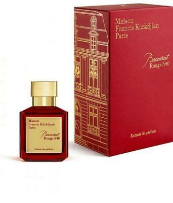Maison Francis Kurkdijan Paris Baccarat Rogue 540 70ml Extrait De Parfum - NEW • 229£