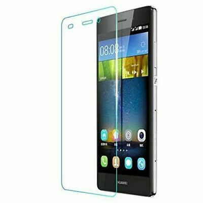 For Huawei P8 Lite 2017 Tempered Glass Film Screen Glass Protector Cover Case • 1.99£