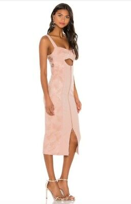 AU70 • Buy Bnwt Alice Mccall Nude Loveland Midi Dress - Size 10 Au / 6 Us (rrp $325)