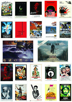 £2.99 • Buy 1970's Movie Posters Film Print Gift Ideas Home Decor
