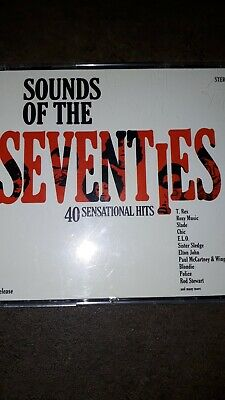 Sounds Of The 70s Cd. • 2.80£