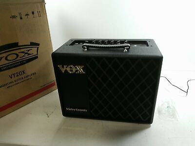 $ CDN82.53 • Buy VOX Valvetronix VT20X Modeling Amplifier,Black