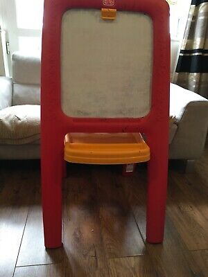 Step2 Easel With Removable Tray, Double Sided • 12£
