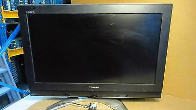 Toshiba Regza 32C3030D 32  720p HD LCD Television UK POWER PLUG - SCRATCHED • 85.54£