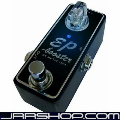 £84.38 • Buy Xotic EP Booster + Free Analog Flanger Pedal