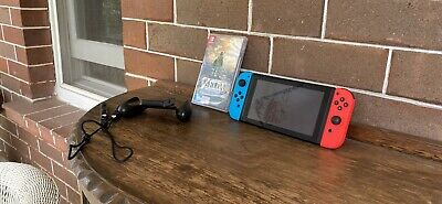 AU400 • Buy Nintendo Switch 32GB Neon Blue/Neon Red Console