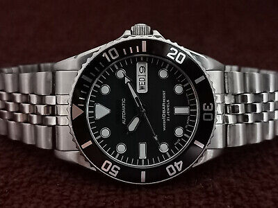 $ CDN117.99 • Buy Seiko Diver 7s26-0050 Skx023j 10 Bar Resist Automatic Men's Watch S N: 401383