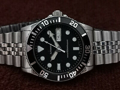 $ CDN119.30 • Buy Seiko Diver 7s26-0040 Skx031k Submariner Automatic Men's Watch Serial N: 691028