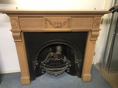 Fireplace /gas/Victorian Style/ • 200£