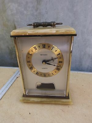 Vintage Metamec Carriage Clock  1980s  • 19.99£