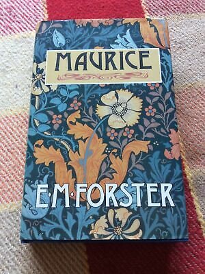 Maurice By E M Forster Hardback 1988 • 5.99£