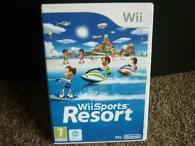 Wii Sports Resort Nintendo Wii Game, 12 Games Inc Bowling,, • 5.71£