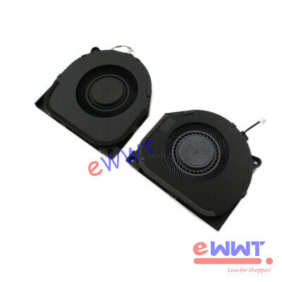 AU24.68 • Buy For Lenovo Legion Y7000 DFS200105BR0T DFS200405CA0T GPU+CPU Cooling Fan SJOP451