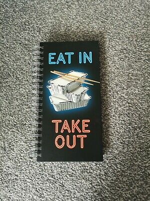 BNWT Take Away Menu Organiser • 0.50£