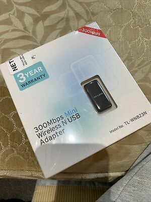 300 Mbps Wireless Usb Adapter  • 3.50£