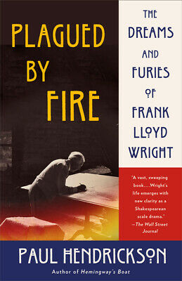 AU24.19 • Buy Plagued By Fire: The Dreams And Furies Of Frank Lloyd Wright
