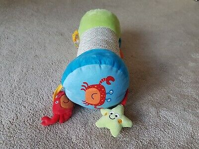 Nuby Tummy Time Roller • 1.50£