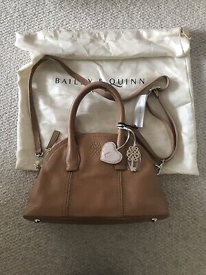 Bailey And Quinn Tan Leather Hand Bag RRP £109  • 54.99£