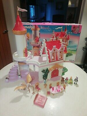 Playmobil Fairytale Princess Castle 5997, Complete Boxed Rare Retired Christmas • 45£