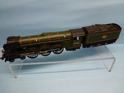 Hornby R2342 'oo' Br 4-6-2 A3 'spearmint' Loco 60100 In Green (lot2) ~ Unboxed • 19.95£