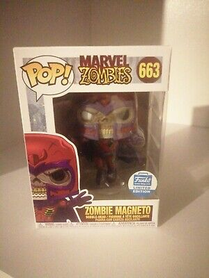 Zombie Magneto Funko Pop Funko Shop Exclusive Marvel - New • 27.99£