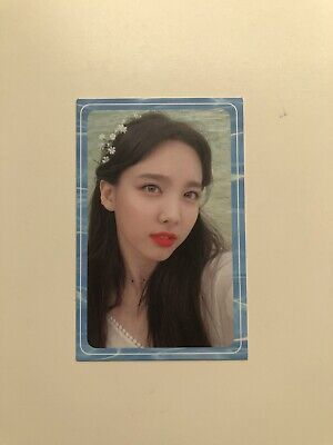 "Twice - ""Summer Nights"" Nayeon Official Photocard KPOP • 3£"