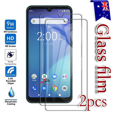 AU7.95 • Buy For Telstra Essential Pro 2 Tempered Glass Screen Protector LCD 9H Film Guard