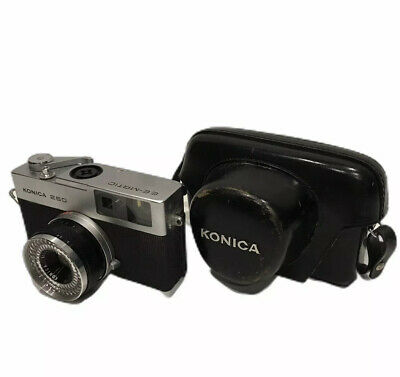 $ CDN26.95 • Buy Vintage Konica 260 Ee-matic Camera With Leather Case
