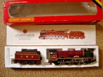 Hornby 5514 L M S Duke Of Sutherland Patriot Class Locomotive Oo Gauge  Boxed • 34.50£