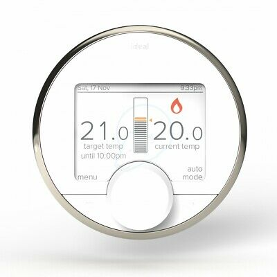 Ideal - Halo Combi Boiler Smart RF Wireless Programable Thermostat 222140 • 170£