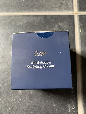 City Beauty Multi-action Sculpting Cream Anti Ageing Fine Lines & Wrinkles • 35£