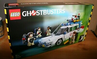 LEGO 21108 Ideas Ghostbusters Ecto-1 Brand New In Sealed Box • 99.99£