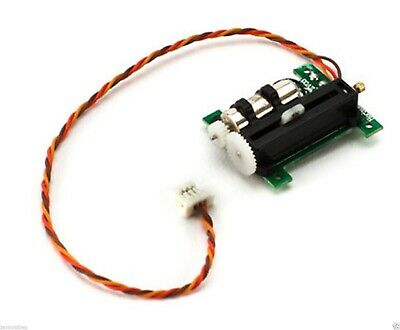 Latest Spektrum Blade 130 X 2.9-Gram Performance Linear Tail Servo # SPMSH2040T • 13.71£