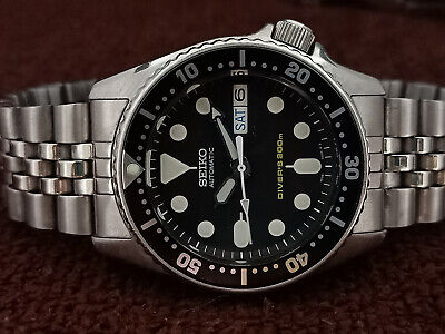 $ CDN68.17 • Buy Seiko Scuba Diver 7s26-0030 Skx013k2 Automatic Men's Watch Serial Number 030081
