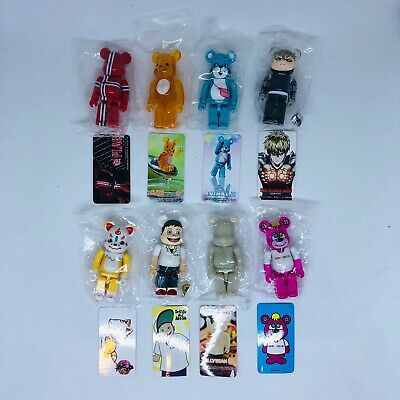 $100 • Buy NEW MEDICOM BEARBRICK LOT BE@RBRICK Series 29 31 32 33 37 38 SECRET GENOS