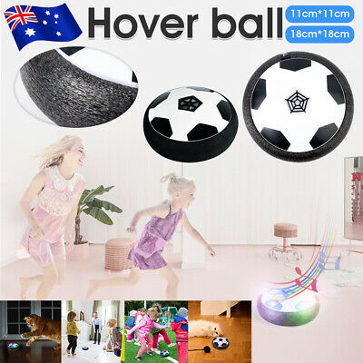 AU13.99 • Buy Toys For Boys Girl Soccer Hover Ball 3 4 5 6 7 8 9+ Year Old Age Kids Gift Xmas