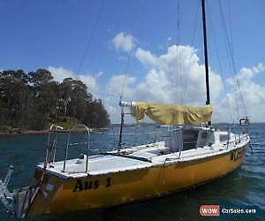 AU9.99 • Buy Soling Yacht With Cabin