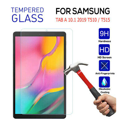 Tempered Glass Screen Protector For Samsung Galaxy Tab A 10.1 2019 SM T510 T515 • 3.49£