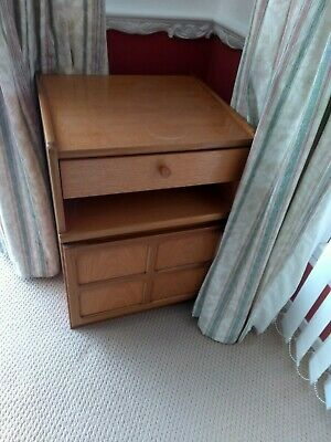 Nathan Teak Unit Used Ideal For Upcycling • 20£