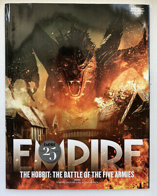Empire Magazine - Definitive Hobbit And Lord Of The Rings Collection • 15£