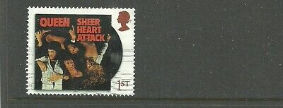 0015.............FIRST  CLASS........QUEEN....Sheer  Heart  Attack............. • 0.50£