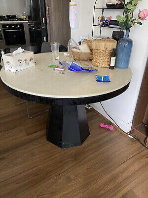 AU51.92 • Buy Round Dining Table Used