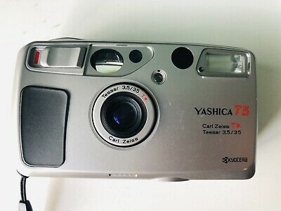 AU105.50 • Buy Yashica T5 (An Excellent Point And Shoot Camera)
