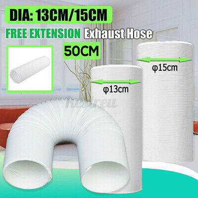 AU16.74 • Buy 13/15cm Exhaust Hose Portable Air Conditioning Exhaust Duct For Air Conditioner