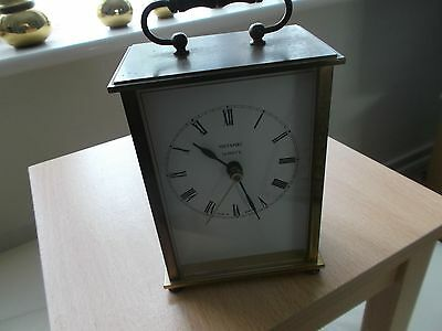 Quartz Carriage Clock • 5£
