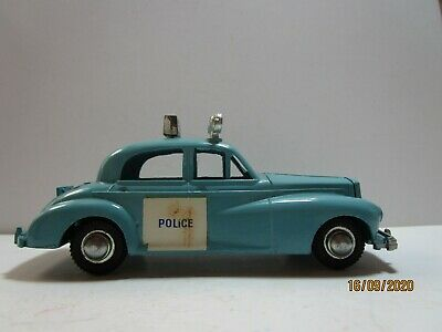 Budgie Toys 246 Police Patrol Car BOXED   • 39£