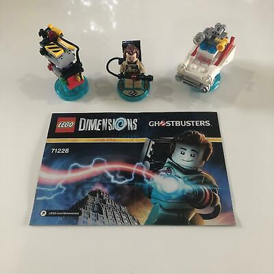 AU47.49 • Buy LEGO Dimensions 71228 | Ghostbusters Level Pack | Used 100% Complete